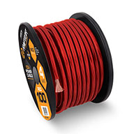 VICE SERIES - Red Power Cable