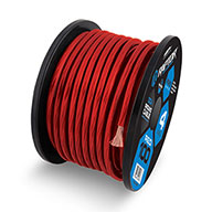 MID SERIES - Red Power Cable