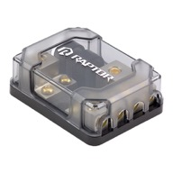 PRO SERIES - 2-Way MANL Fuse / Ground Distribution