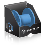 RAPTOR Slatwall Spool Holder