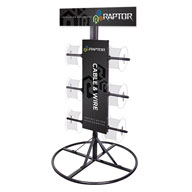 RAPTOR Wire Spool Display Stand