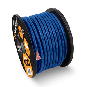 VICE SERIES - Blue Power Cable