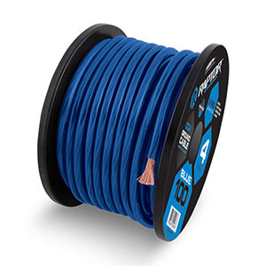 MID SERIES - Blue Power Cable