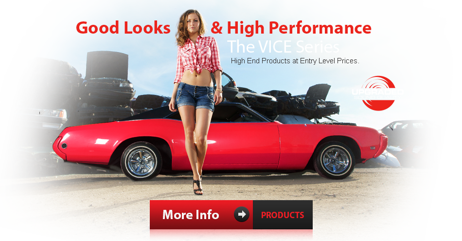 Vice Series High Performance